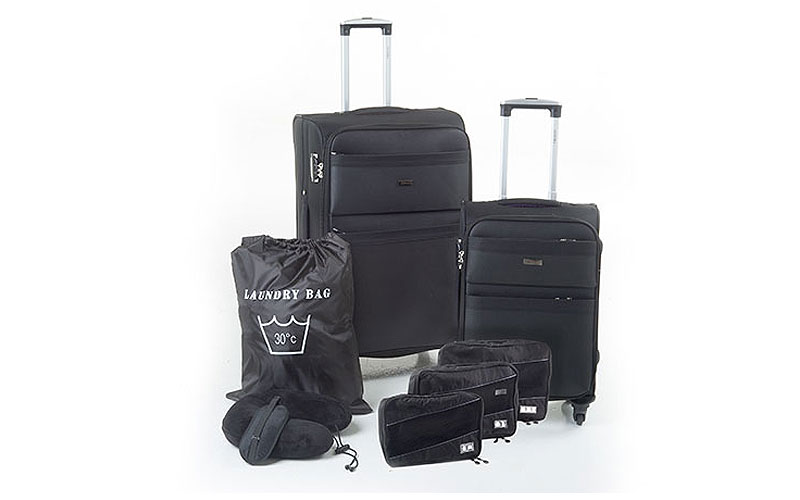 Journey Travel Luggage Set 10-Pcs