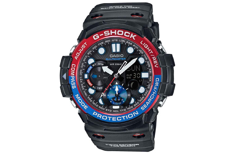 Casio G-Shock Gulfmaster GN-1000-1ADR Watch