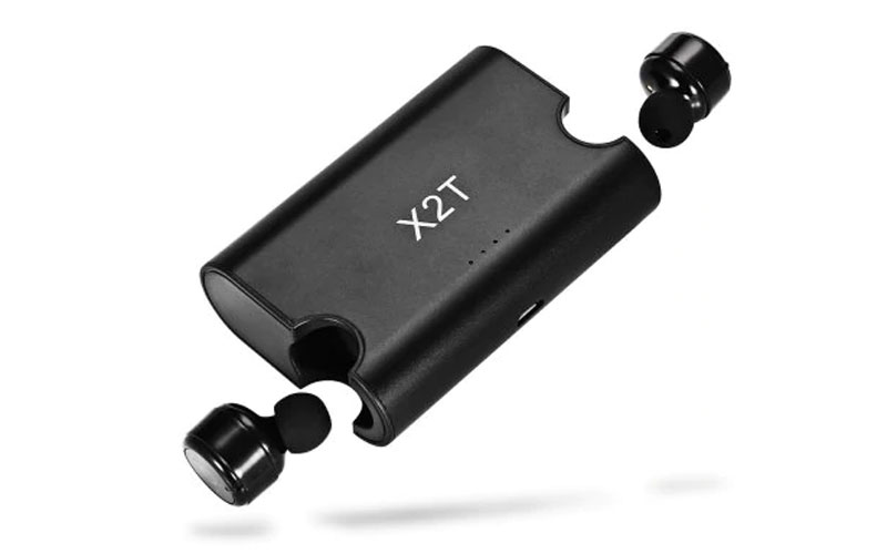 Mini X2T Wireless Double Bluetooth Headset