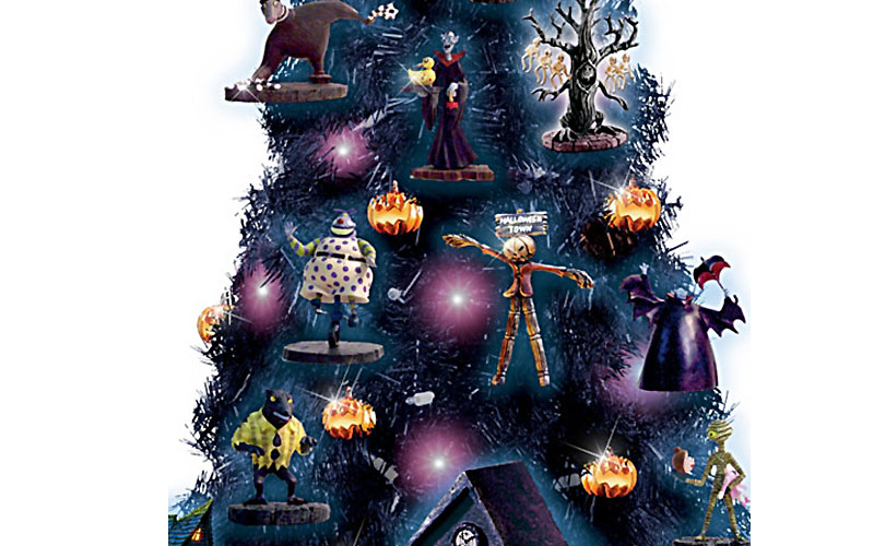 Nightmare Before Christmas Table Decorations  from www.dealscosmos.com