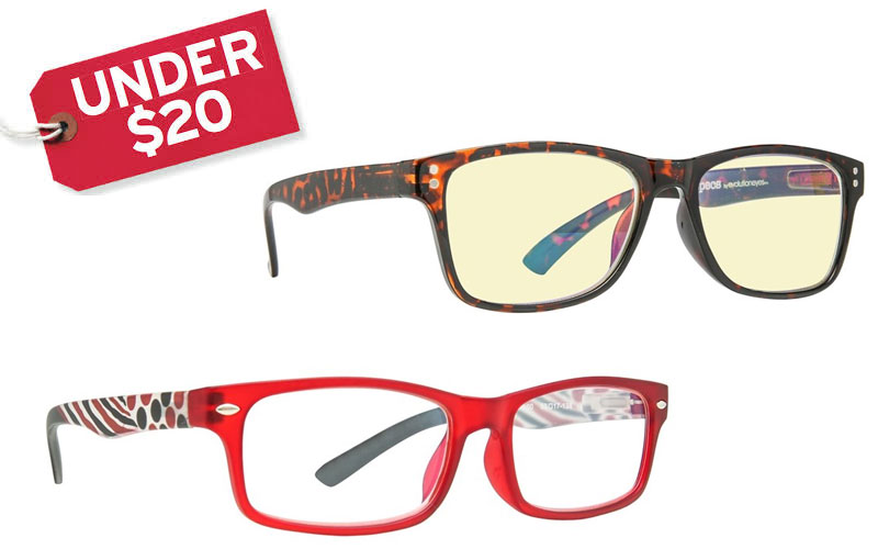 Up to 30% Off on Reading Glasses Under $20