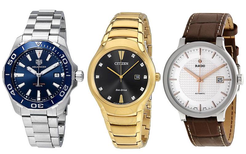 Best Pre-Owned Watches Under $1000