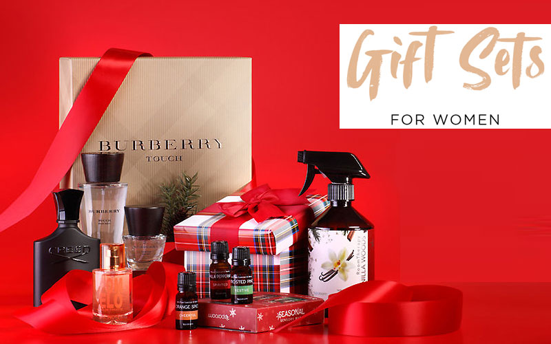 Up to 80% Off on Womens Perfume Gift Sets Under $30, $50 & $100