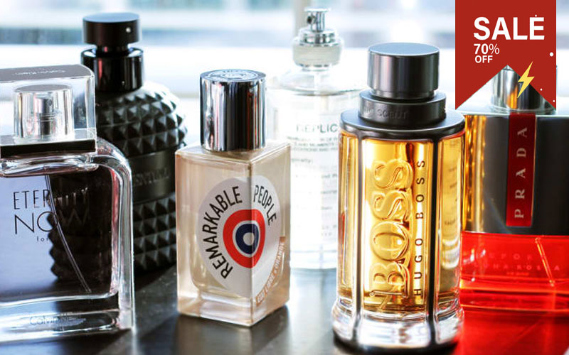 Up to 70% Off on Men's Perfume Gift Sets Under $30, $50 & $100