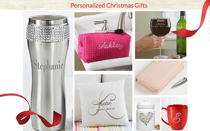 Up to 50% Off on Lenox Personalized Christmas Gifts