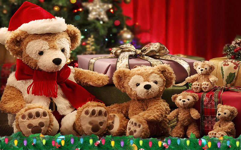Up to 45% Off on Christmas Stuffed Animals & Plush Toys