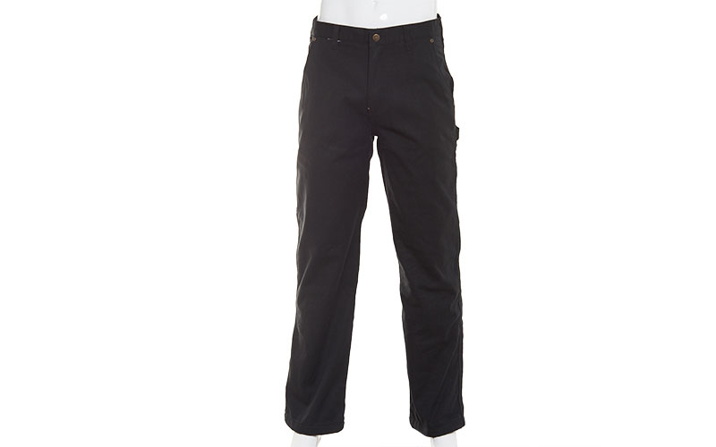 Mens Stanley Canvas Bonded Carpenter Pants