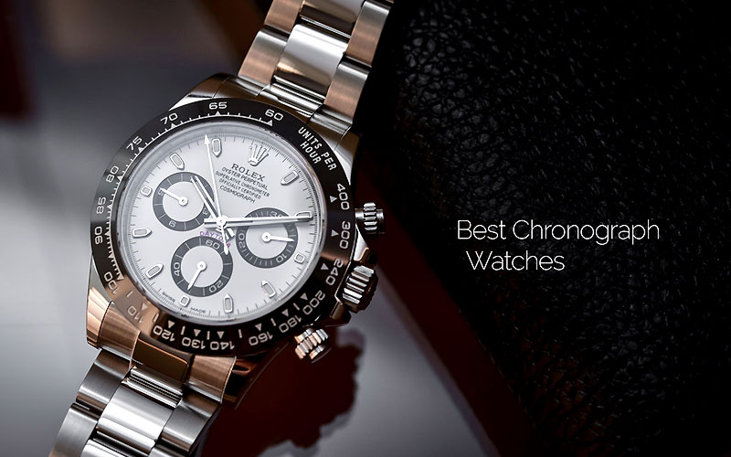 Up to 75% Off on Men's Chronograph Watches Under $500