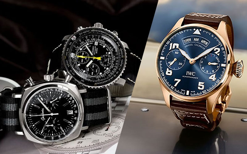 Up to 80% Off on Pilot Watches Under $500