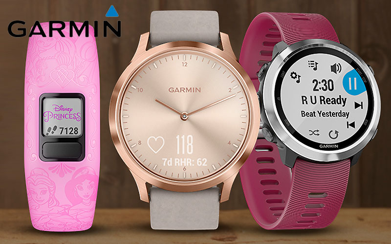 Up to 35% Off on Garmin Smartwatches & Fitness Trackers
