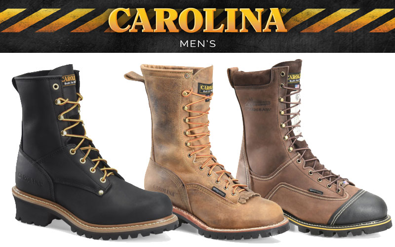 Carolina Logger Boots for Sale