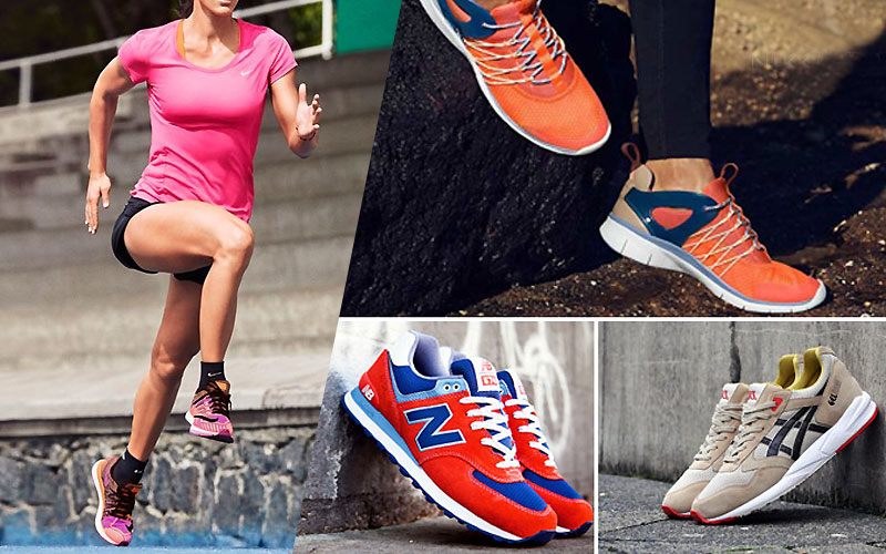 Up to 80% Off on Women's Running Shoes Under $25