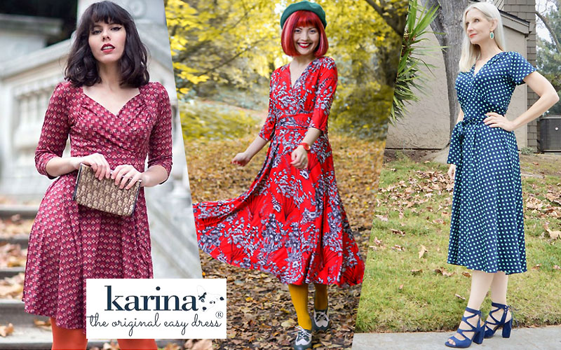 Up to 50% Off on Karina Dresses