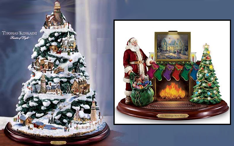 Thomas Kinkade Gifts and Collectibles for Sale