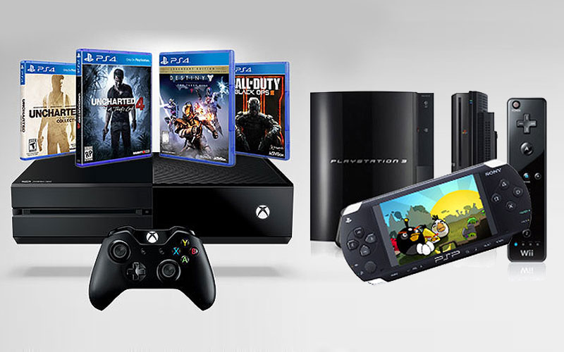 Up to 10% Off on Video Game Consoles Under $100
