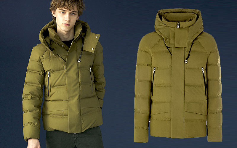 Peuterey Men's Down Jackets for Sale