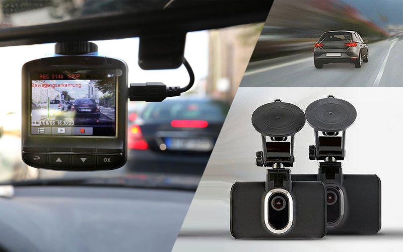 Up to 40% Off on Car Dash Cam Under $50