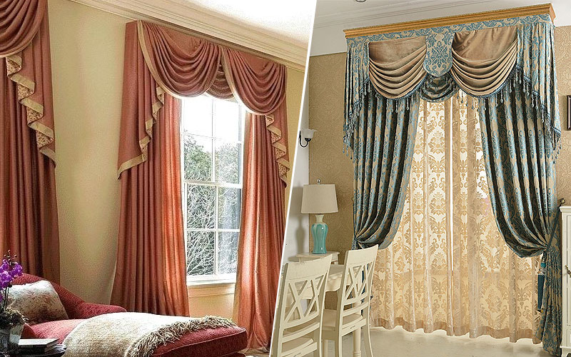 Up to 80% Off on Curtains & Drapes