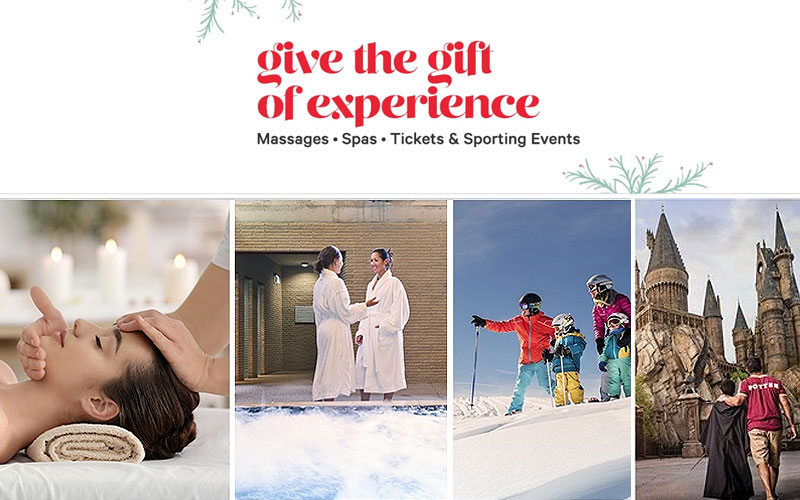 Give the Gift of Experience: Gifts for All