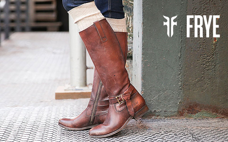 Up to 80% Off on Frye Shoes