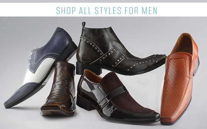 Up to 80% Off on Men's Shoes Under $50
