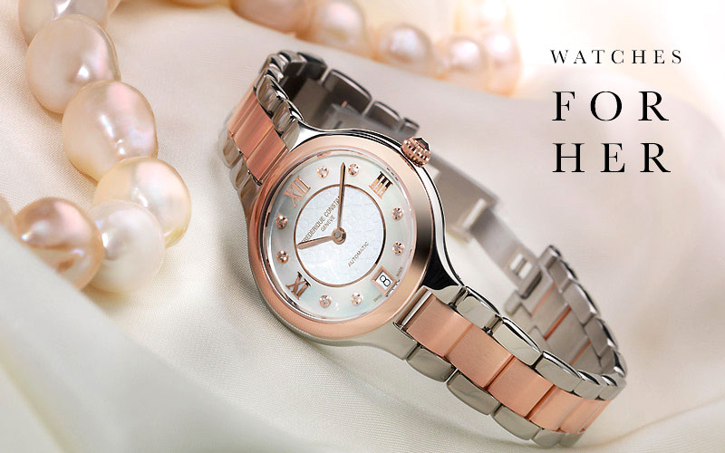 Up to 70% Off on Women's Luxury Watches Under $1000