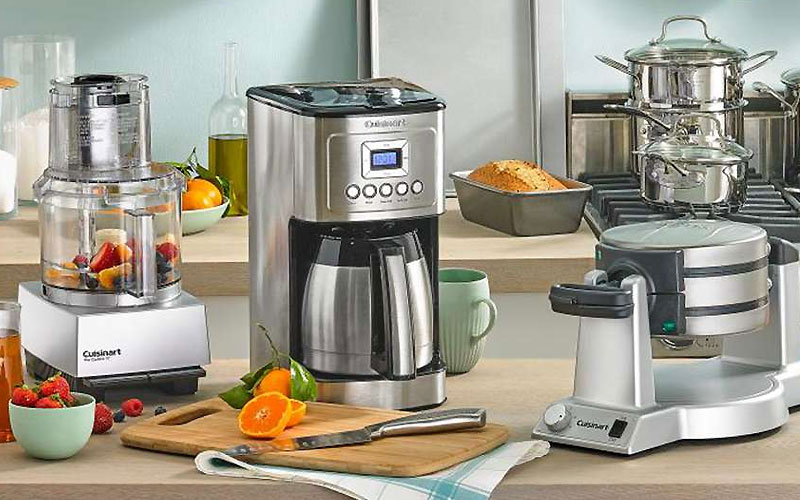 Up to 29% Off on Small Kitchen Appliances Under $100