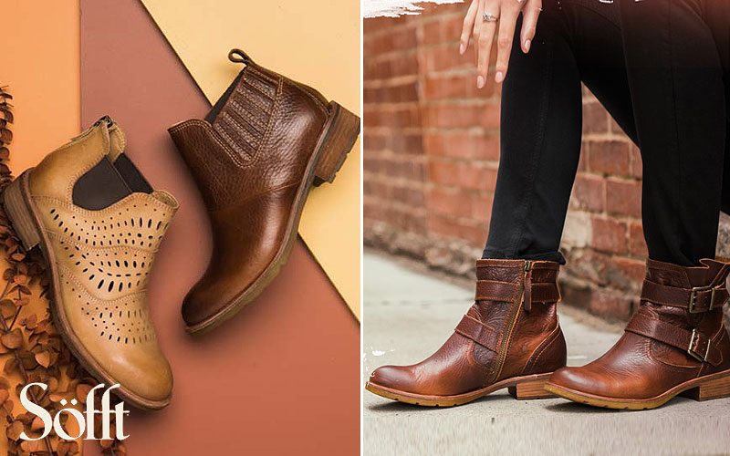 Up to 45% Off on Most Popular Sofft Shoes