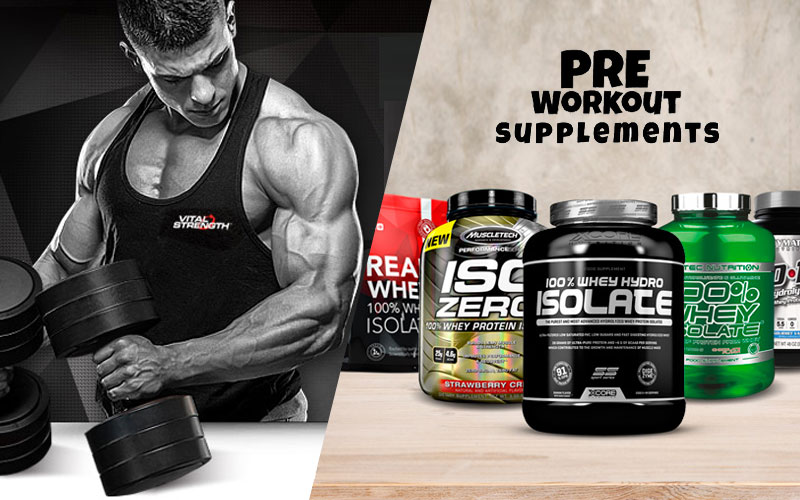 Best Pre-Workout Supplements Under $50