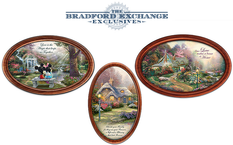 Bradford Exchange Collectible Plates for Sale