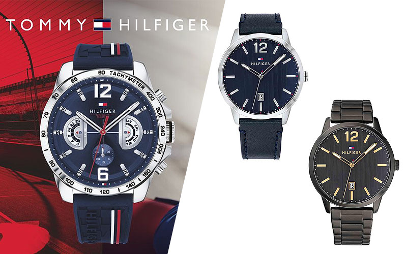 Up to 60% Off on Tommy Hilfiger Watches Under $100