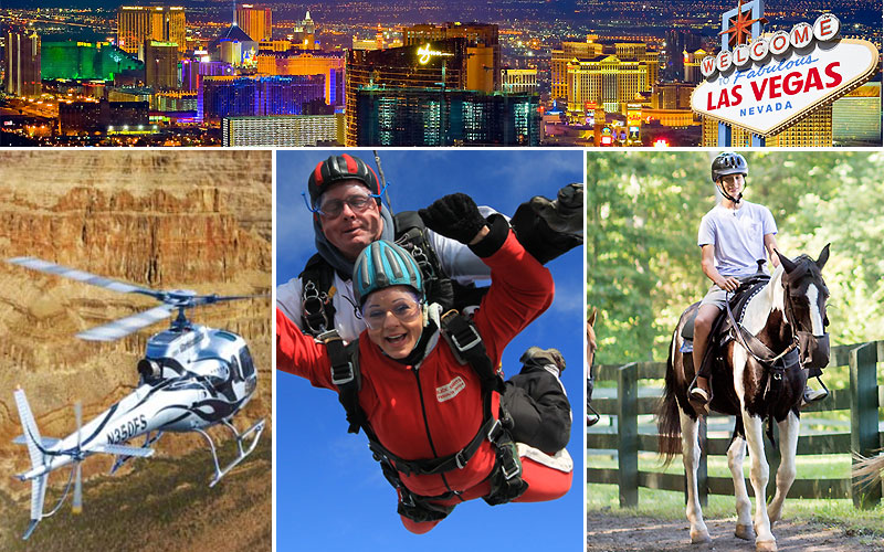 Up to 30% Off on Best Things to do in Las Vegas