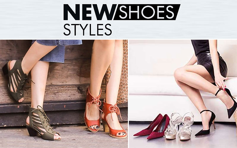 Up to 45% Off on Women's Fashion Shoes Under $20