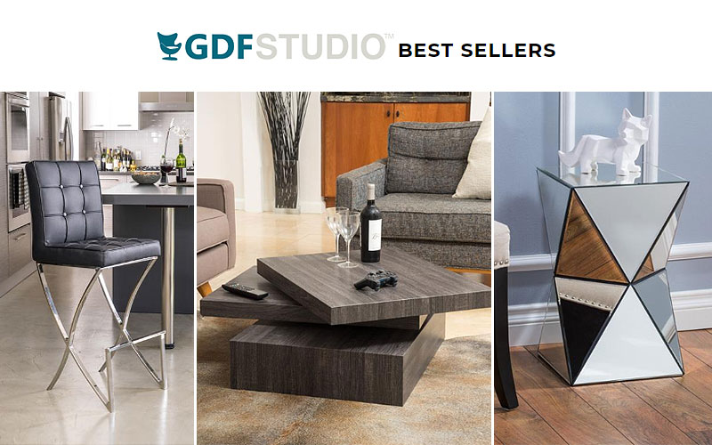 Decor Your Home with GDF Studio Best Sellers