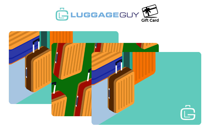Luggage Guy Gift Cards for Sale