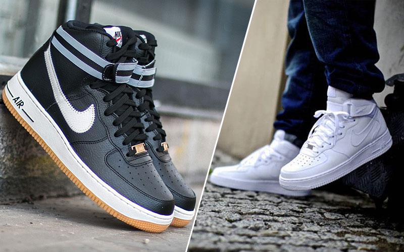 Up to 60% Off on Nike Air Force 1 Shoes