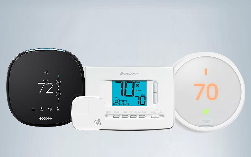 Up to 60% Off on Programmable Thermostats