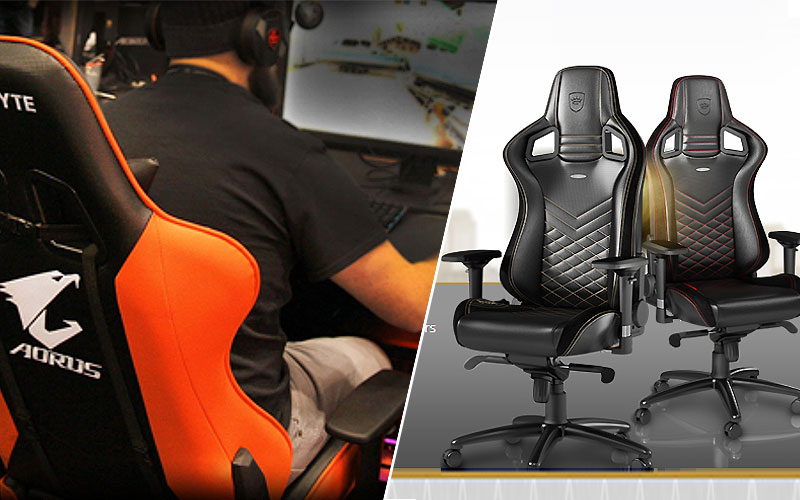 Up to 60% Off on Gaming Chairs Under $200
