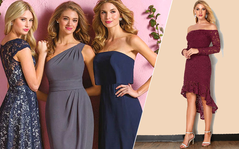 Up to 80% Off on Women's Party Dresses