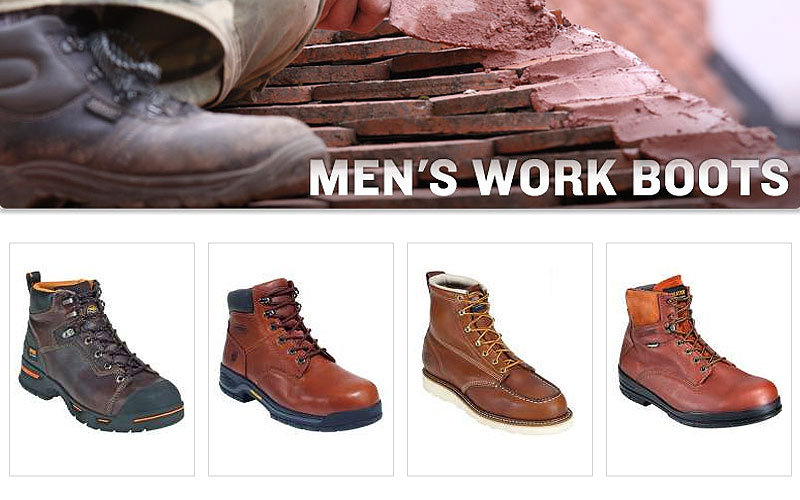 Best Men's Work Boots Under $100