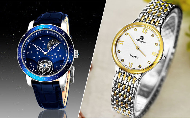 Up to 85% Off on Touch of Modern Luxury Watches