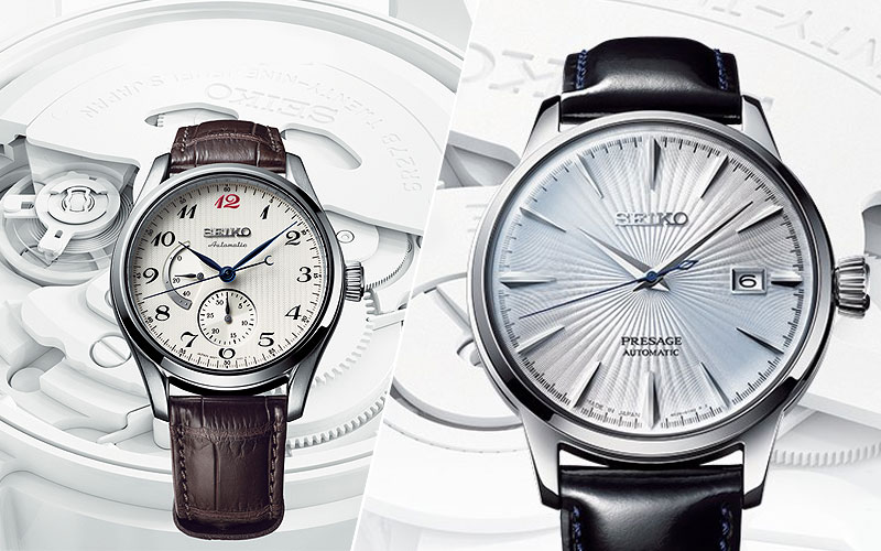 Up to 45% Off on Seiko Watches