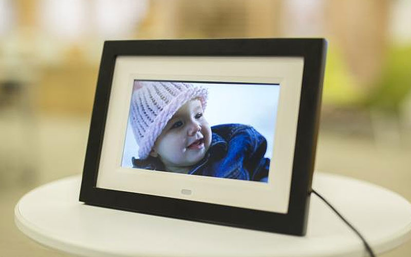 $10  Off on Skylight Digital Photo Frame w/ Promo Code
