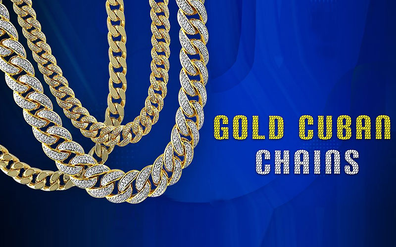 Up to 70% Off on Gold Cuban Hip Hop Chains
