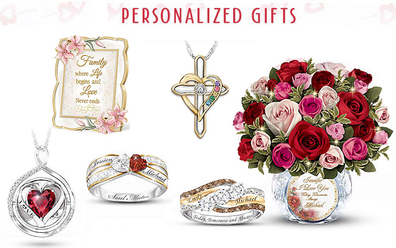 Shop Personalized Gifts for Mom Starting from $49.99