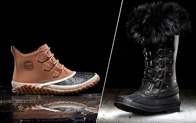 Up to 60% Off on Sorel Shoes