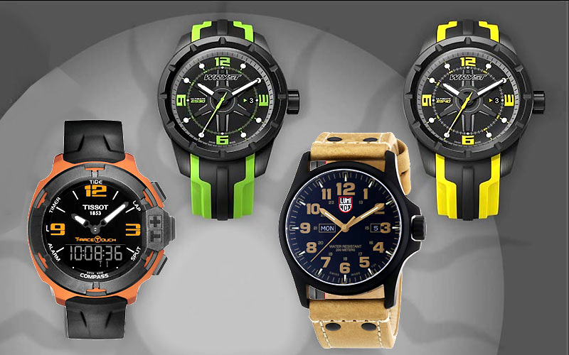 Up to 55% Off on Men's Sports Watches