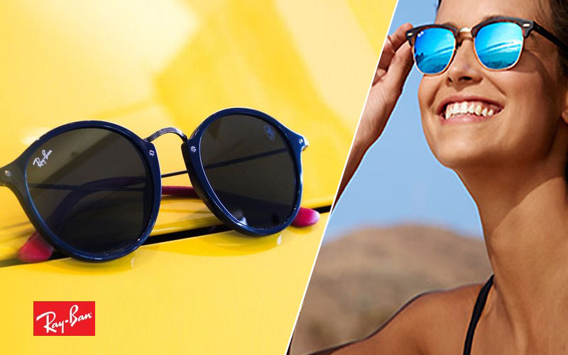 Up to 60% Off on Ray-Ban Sunglasses