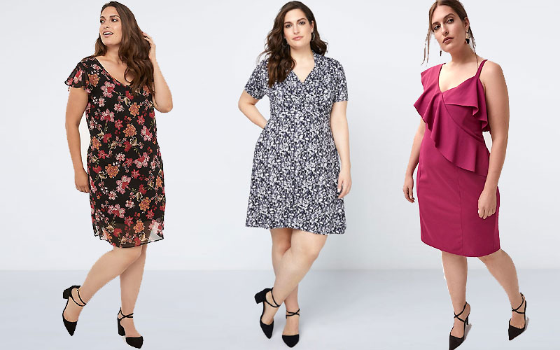 Up to 65% Off on Plus Size Dresses