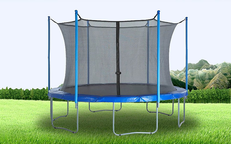 Up to 50% Off on Round Trampolines